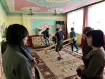 Подготовка помещения к проведению обучения